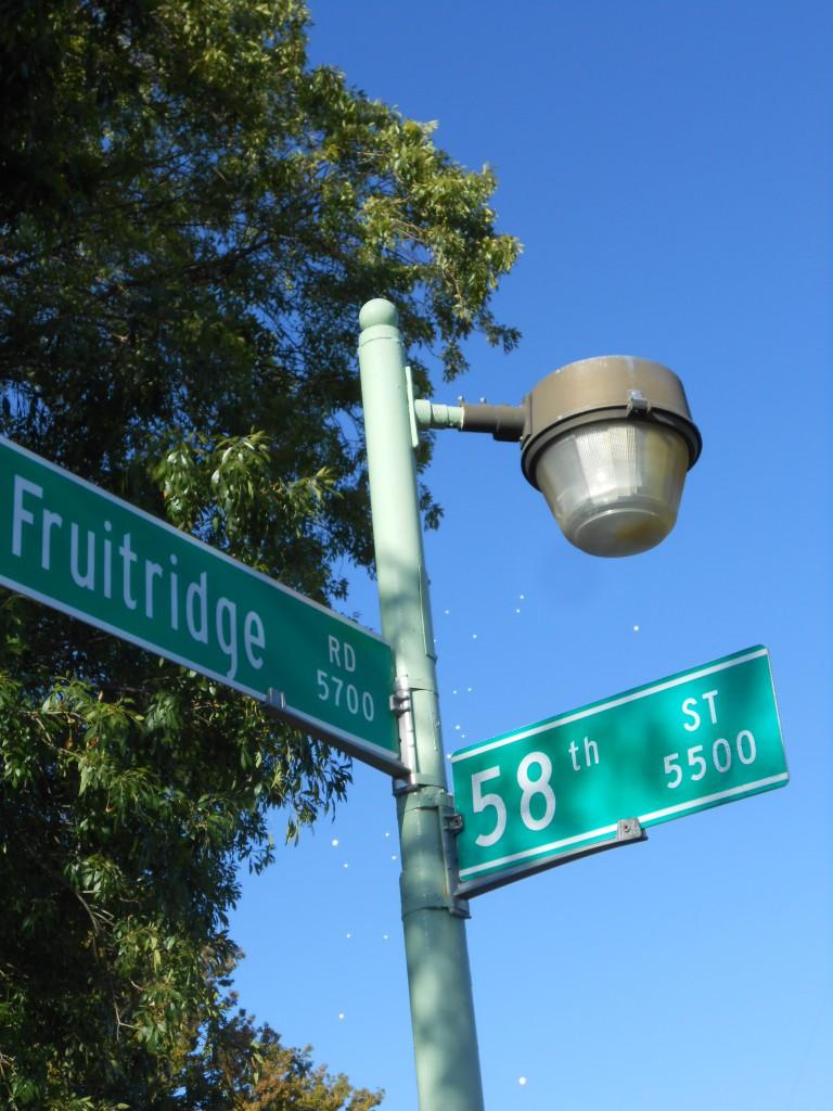 Fruitridge