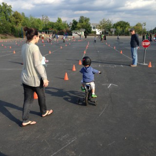 Auburn Elementary Bike Rodeo, May 21, 2015