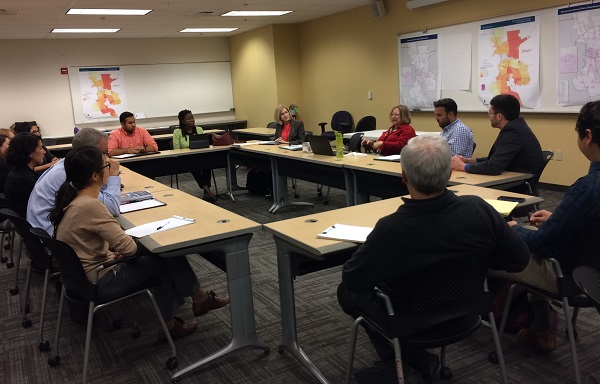 Photo Sac City County Air District Health & Planning Meeting 10-19-16