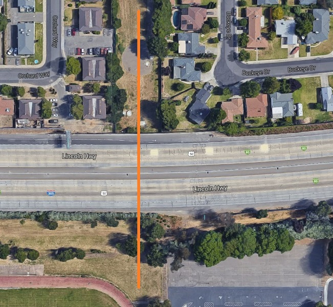 us 50 and sycamore extension